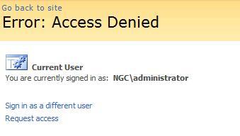 Accessdenied
