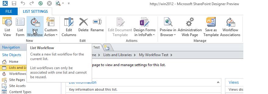 SharePoint Workflows   Nick Grattan\'s Blog